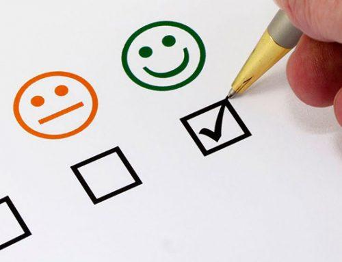 Obtener información de los clientes mediante encuestas